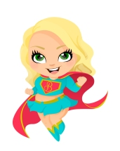Superheltmeg