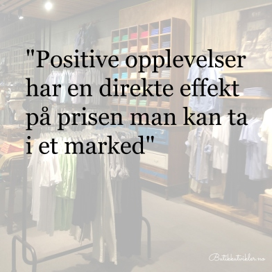 Positive opplevelser